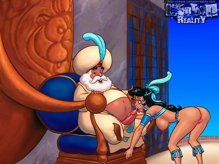 Aladdin Porn Cartoon Reality
