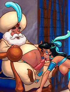 cartoon sex porno