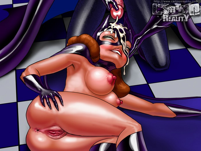 Batman Porn adult gallery - Cartoon Reality