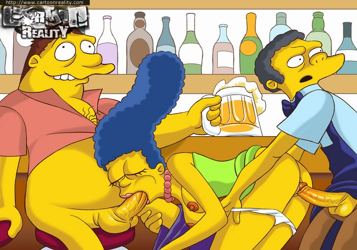 Simpsons Porn adult gallery Cartoon Reality