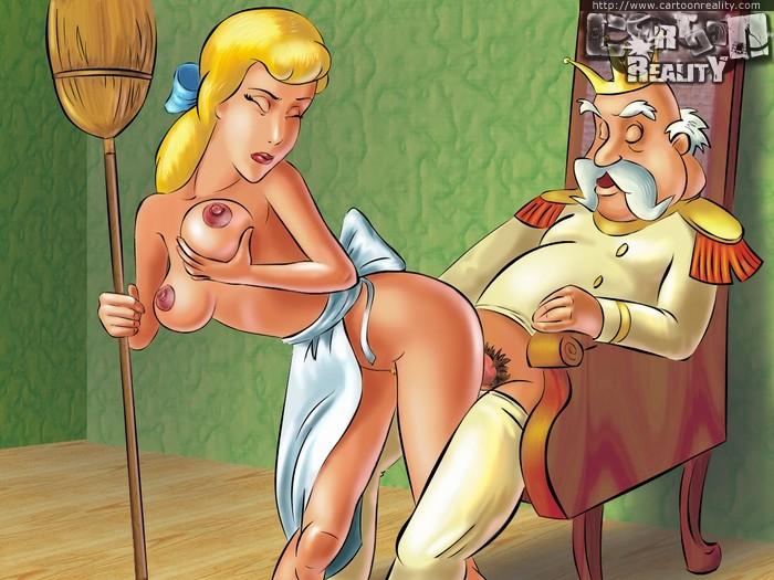 Cinderella Porn - Cartoon Reality adult gallery