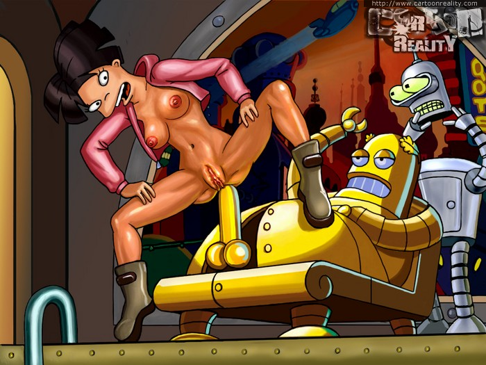 Futurama xxx otro post mas
