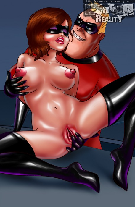 Incredibles Porn - Cartoon Reality adult gallery