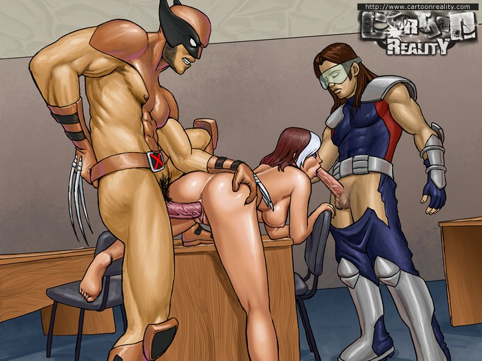 Best Gay Cartoon Porn